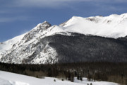 Summit County Colorado Photos - Winter in Summit County Colorado by Brendan Reals