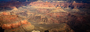 Grand Canyon National Park Photos - Winter light in Grand Canyon by Olivier Steiner