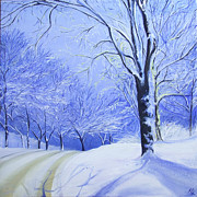 Karen Hurst - Winter Light