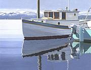 Gary Giacomelli - Winter Moorage