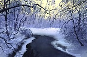 Sergey Zhiboedov - Winter River