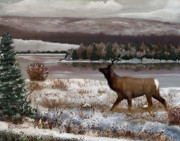 Eileen Blair - Winter Scenery