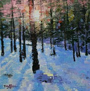 Don  Reed - Winter Sunrise