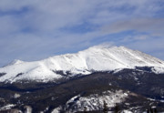 Summit County Colorado Photos - Wintertime in the Colorado Rockies by Brendan Reals