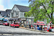 Tom Schmidt Acrylic Prints - Wiscasset Old General Store Acrylic Print by Tom Schmidt
