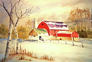 Robin Zuege - Wisconsin Winter