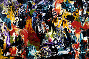 Abstract Art Large Scale Prints - Wish List XV Print by Michel  Keck