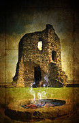 Mistic Posters - Wishing Well Poster by Svetlana Sewell