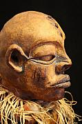 African American Sculptures - Witch Doctor art You by Pamella Brooks