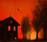 Kevin Caudill - Witching Hour is close...