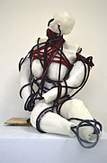 Thought Sculptures - Withintrail by Louise Patey