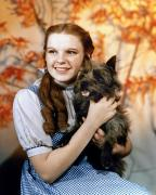 Smiling Metal Prints - Wizard Of Oz, 1939 Metal Print by Granger
