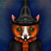 Dakota Eichenberg - Wizarding Pussy Cat