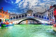 Woke Up In Venice Print by Barry R Jones Jr