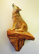 Wolf Ceramics - Wolf by Janet Knocke
