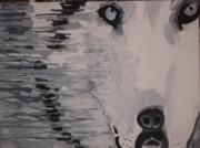 Wolf Mother Print by Samuel Freedman