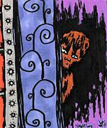 Wolfboy Print by Jera Sky