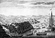 1759 Photos - Wolfe At Quebec, 1759 by Granger