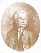 Wolfgang Amadeus Mozart, Austrian Print by Photo Researchers, Inc.