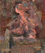 Adele Mixed Media - Woman Dancing by Adele Greenfield