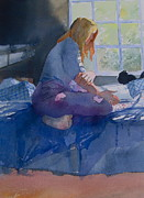Richard Yoakam - Woman Reading