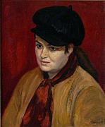 Dionisii Donchev - Woman with a hat