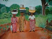 Gwendolyn Frazier - Women in Central Africa