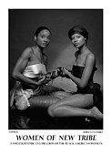 Photography Of Women Prints - Women Of A New Tribe - Chores I Print by Jerry Taliaferro