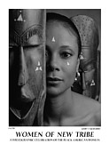 Photography Of Women Framed Prints - Women Of A New Tribe - Faces Framed Print by Jerry Taliaferro
