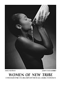 African American Female Posters - Women Of A New Tribe - Milk Maiden Poster by Jerry Taliaferro