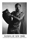 Photography Of Women Framed Prints - Women Of A New Tribe - Water Maiden I Framed Print by Jerry Taliaferro