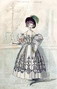 Womens Fashion, 1833 Print by Granger