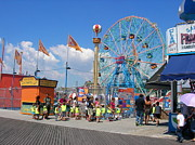 Mark Weber - Wonder Wheel at Coney...