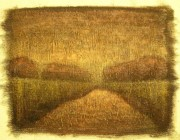 Wood Lake Sunrise Print by Jaylynn Johnson
