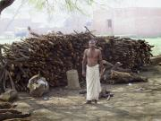 Worker Originals - Woodchopper - India by John Hansen