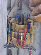 Val Oconnor - Wooden Tool Belt
