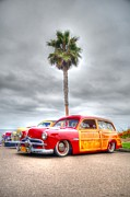 Woodies Art - Woodies-in-a-Row by Robert Kaler