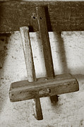 Cooperage Framed Prints - Woodworking tool Framed Print by Gaspar Avila
