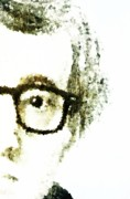 Woody Allen Prints - Woody Print by Andrea Barbieri