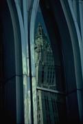 Mark Gilman - Woolworth Building Reflection