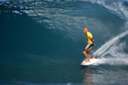 Kelly Slater Photos - World Champion x11 by Kevin Smith