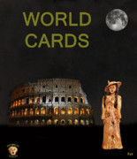 Ancient Rome Mixed Media - World Fashion by Eric Kempson