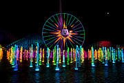 Sam Amato Prints - World of Color Print by Sam Amato
