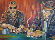 World Series Of Poker Print by Redlime Art