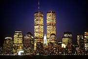 New York Photos - World Trade Center by Gerard Fritz