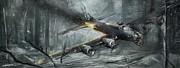 Ondrej Soukup - World War 2 B-17 Falling...