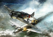 Ondrej Soukup - world war 2 FW-190...
