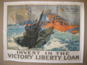 Leslie Alaric Shafer - World War I poster