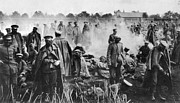 Galicia Photo Prints - World War I: Russians 1914 Print by Granger