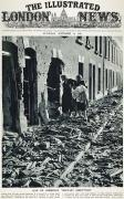 Front Page Framed Prints - World War Ii: Blitz, 1940 Framed Print by Granger